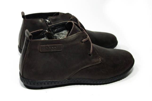 29f2a1a2af18 Купить Зимние ботинки (НА МЕХУ) мужские ECCO 13048 (реплика ...