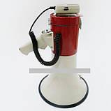 Мегафон со съемным микрофоном SD-10SH-B (сирена), фото 3