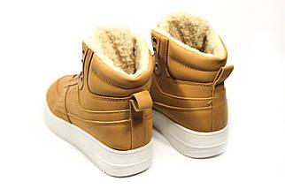 Зимние ботинки (на меху) женские Vintage   18-050, фото 2