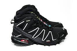Зимние ботинки  (на меху)  мужские Salomon Speedcross 3   6-032