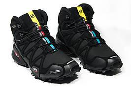 Зимние ботинки (на меху) мужские Salomon Speedcross 3   6-065