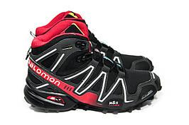 Зимние ботинки (на меху) мужские Salomon Speedcross 3   6-133