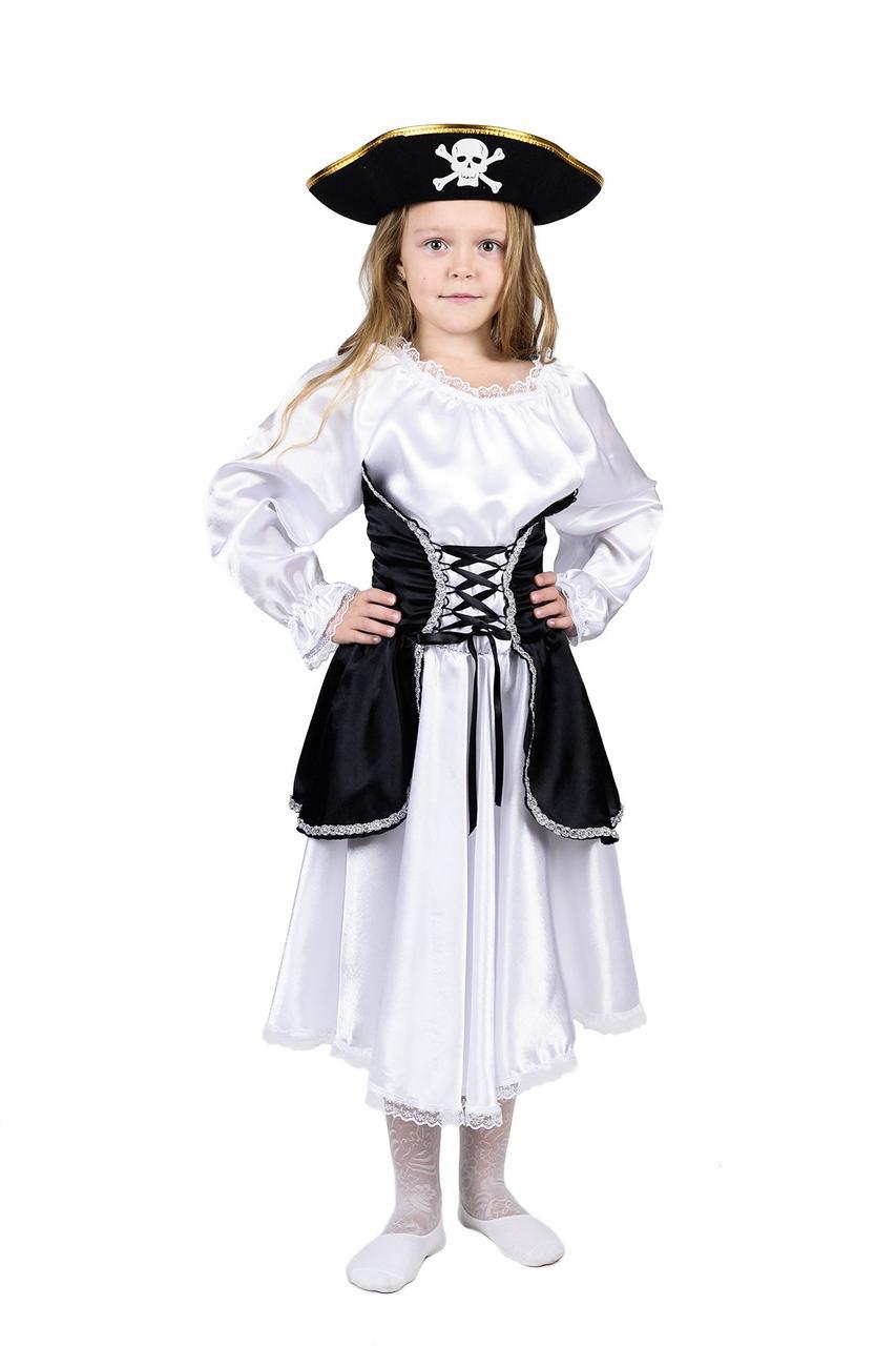 """Детский карнавальный костюм """"Пиратка"""" для девочки"""