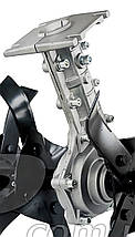 Насадка культиватор(фреза) для мотокосы  (7T-вал ,28mm- штанга)  тип 3, фото 2