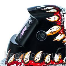 Маска сварщика хамелеон Limex  MZK-400SE, фото 3