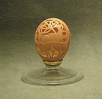 Декор яичной скорлупы Олень и Рысь