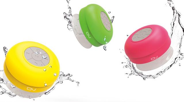 Портативная водонепроницаемая bluetooth колонка Mmusic mini speaker