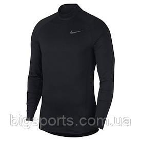 Кофта компрессионная муж. Nike Pro Warm Compression Mock Long Sleeve (арт. 929731-010)