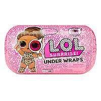 Кукла ЛОЛ Сюрприз Капсула Декодер 2 Секретные месседжи оригинал L.O.L. Surprise! Under Wraps Series Eye Spy 2A