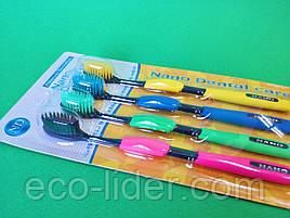 Бамбуковые зубные щетки ( 4 цвета)