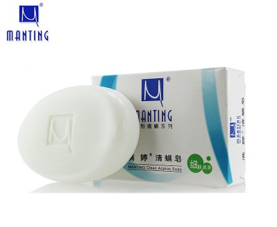 Мыло Manting Clean Acarus Soap от рубцов и растяжек 100гр