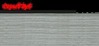 L061 Серый дуб - плинтус напольный с кабель-каналом Line Plast  58 мм