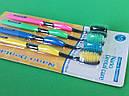 Бамбуковые зубные щетки ( 4 цвета)., фото 2