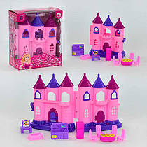Замок СВ 686-6 С (288/2) с мебелью, в коробке