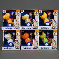 Игра-трещётка S 85-86-87 (108) 6 видов, инерция, в коробке