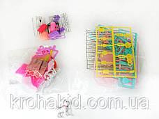 Игровой набор Лол сумочка-дом QL051-1 / Лол домик с куклой Lol -  аналог, фото 2