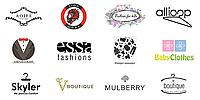 Логотип одежда
