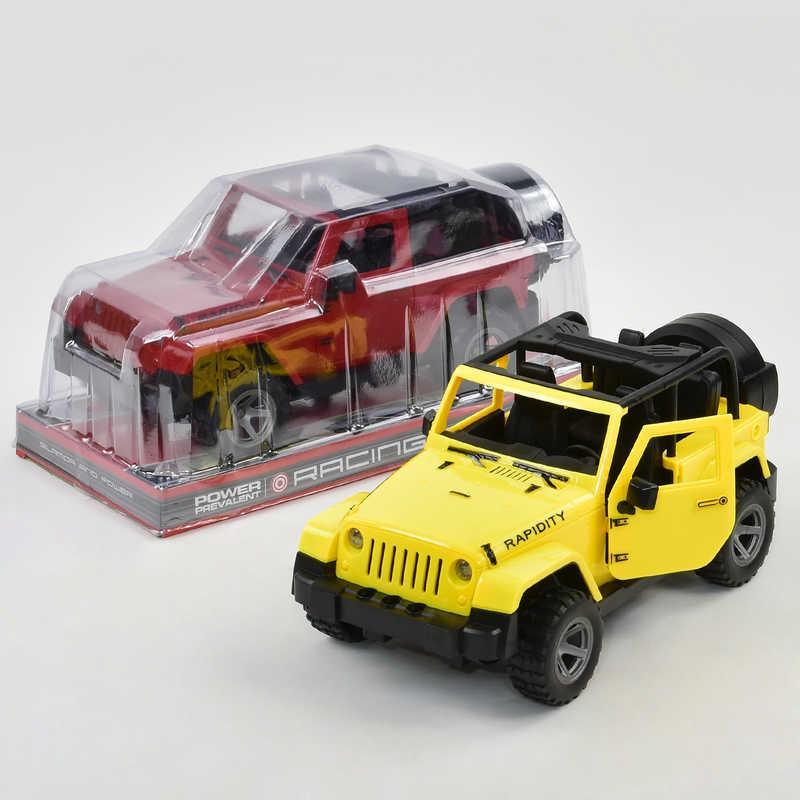 Машина 601-1 А (36) 2 цвета, инерция, в слюде