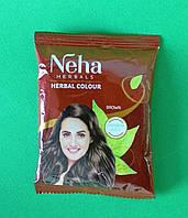 Хна для волос Neha Henna Brown коричневая, 20 г