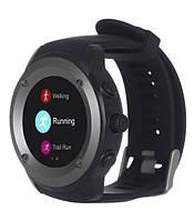 Спортивные часы ERGO SPORT GPS HR WATCH S010 BLACK
