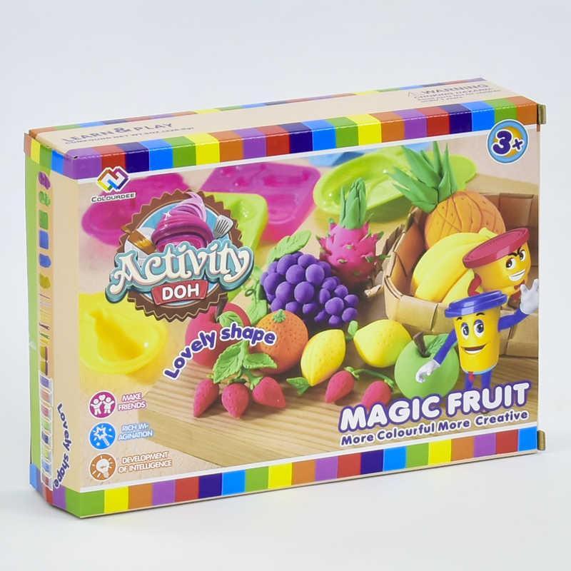 """Набор для лепки 9145 """"Волшебные фрукты"""" (48) в коробке"""