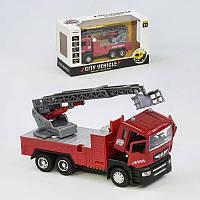 Пожарная машина 5002 (72) в коробке