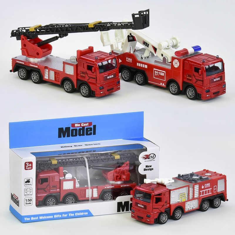 Пожарная машина 83021 (120) в коробке