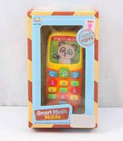 Детский музыкальный телефон 956 (96/2) в коробке