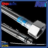 ARTI нержавеющий гофрированный шланг для воды М10 - 1/2В 800 мм