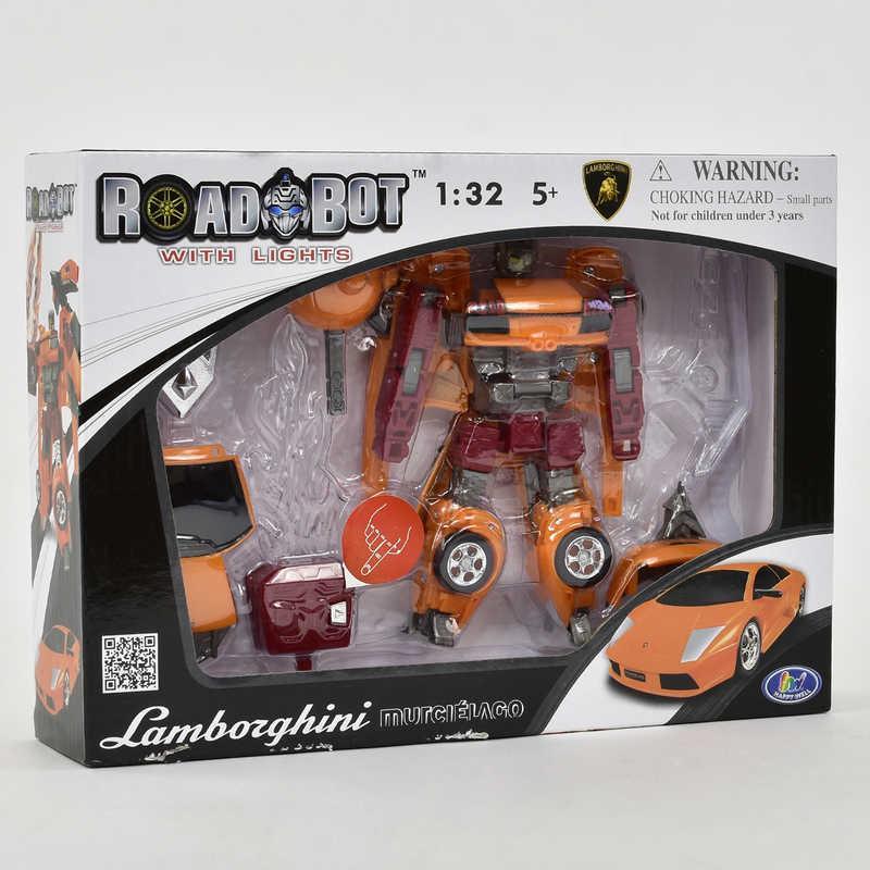 Трансформер RoadBot 52010 (24) в кор-ке,машина,свет-ся