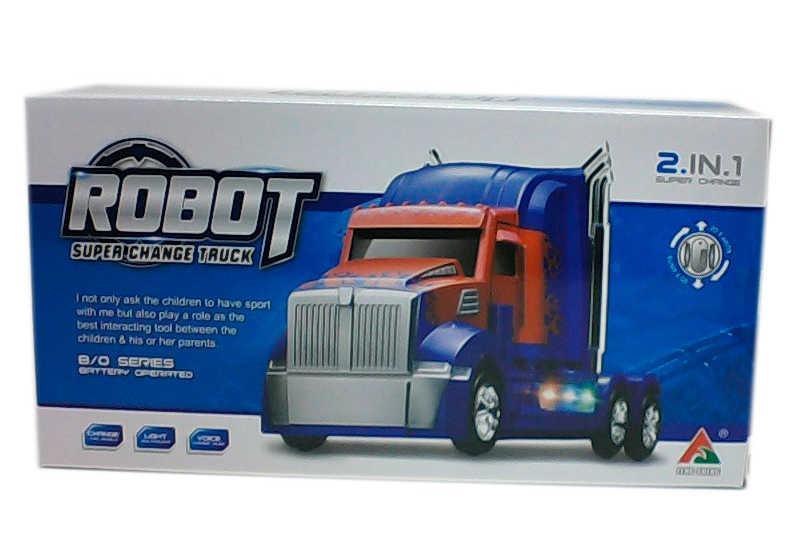 "Трейлер FW - 2036 A (72) ""Optimus"", в коробке"