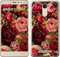 "Чехол на Xiaomi Redmi Note 3 Цветущие розы ""2701c-95-6129"""
