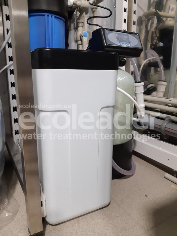 Автоматический умягчитель воды для посудомоечной машины FS12RX .