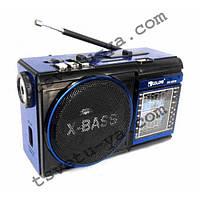 Радиоприемник Радио Golon RX 9009 USB/SD/FM + фонарик, аккумуляторный, радиоприемник и фонарь