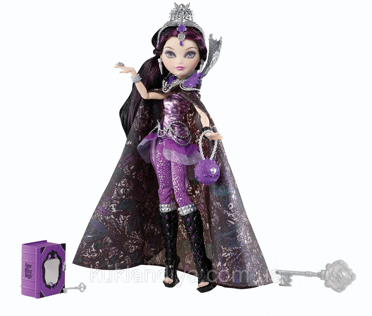 Кукла Ever After High Raven Queen Legacy Day Рейвен Куин День Наследия