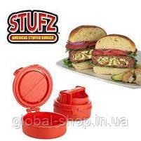 Ручной пресс для приготовления гамбургеров Stufz Sliders,  для бургеров,котлет, фото 5