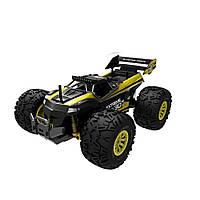 Радиоуправляемая игрушка CRAZON Extreme 307 Джип на р/у 1:18 4x4 Желтый (SUN2272)