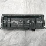 Бак радиатора ЮМЗ нижний 36-1301070П (пластик), фото 2