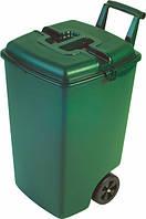 Контейнер для сортировки отходов на колесах 90L