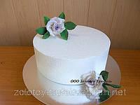 Муляж для торта из пенопласта - круг Ф 49,5 см h 10 см