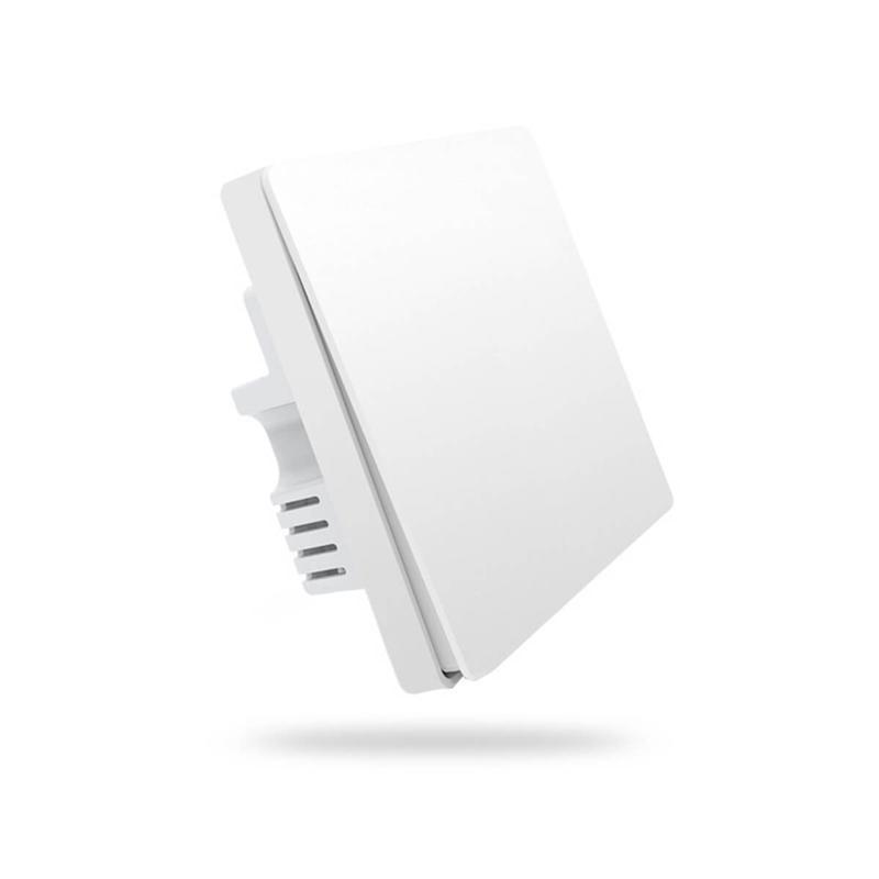 Умный выключатель Aqara Smart Light Switch ZigBee Version (1 кнопка)