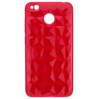 Силиконовый чехол Rhombus Diamond Case для Xiaomi Redmi 4X