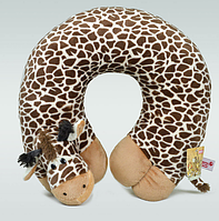 Дорожная подушка для детей от 5 лет