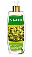 Кондиционер для волос Олива Ваади, Olive Conditioner with Avocado Extract Vaadi Herbals, 350мл