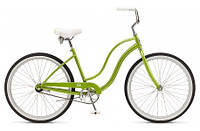 "Велосипед 26"" Schwinn Cruiser One Women 2015 green"