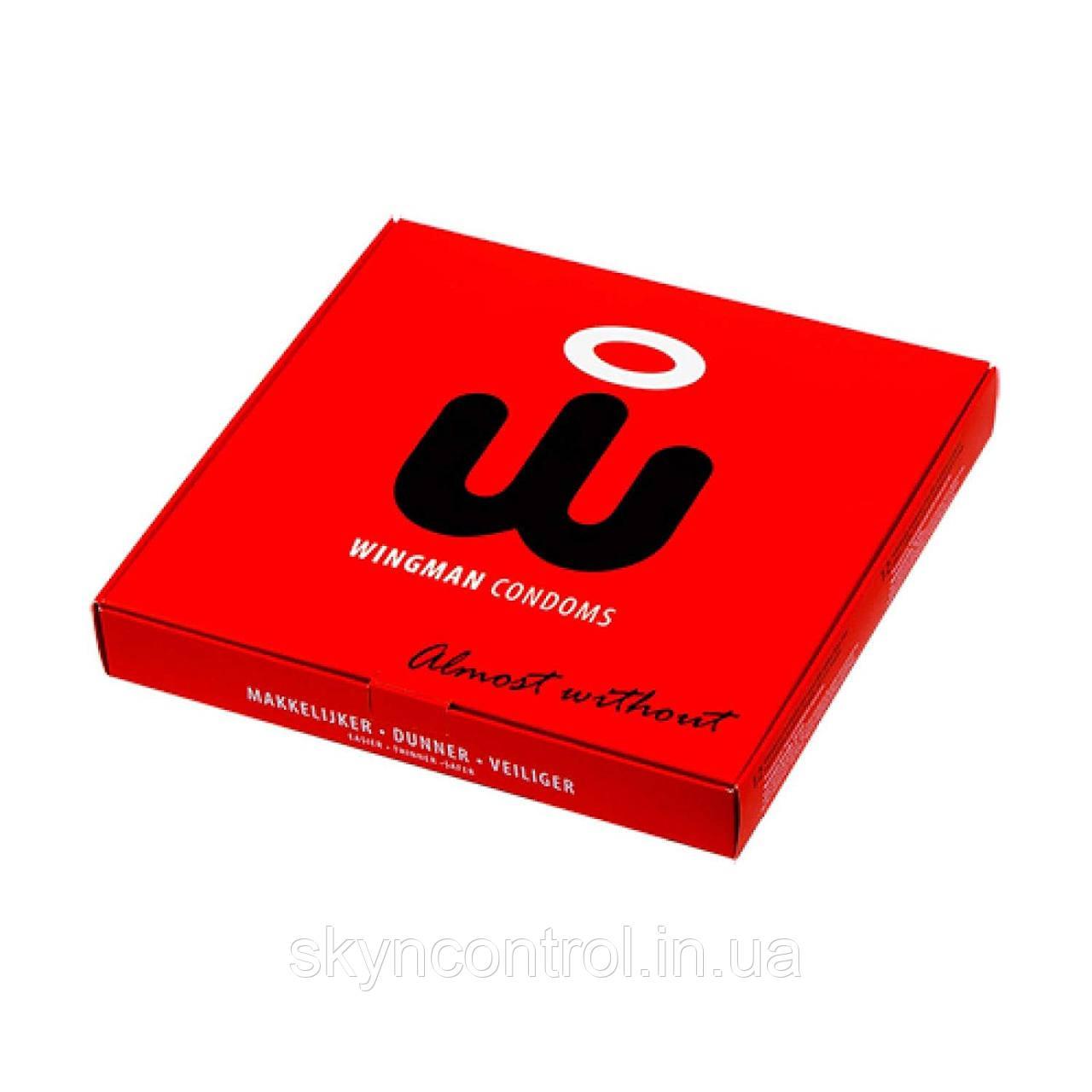 Презервативы Wingman Condoms