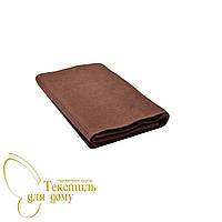 Полотенце банное 70*140, вафельное/махра, коричневый
