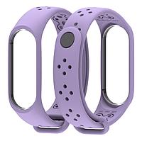 Ремешок MiJobs Sport Light для Xiaomi Mi Band 3 Purple (Фиолетовый), фото 1