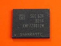 Микросхема памяти Samsung KMF720012M-B214 Описание