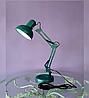 Настольная лампа зелёная